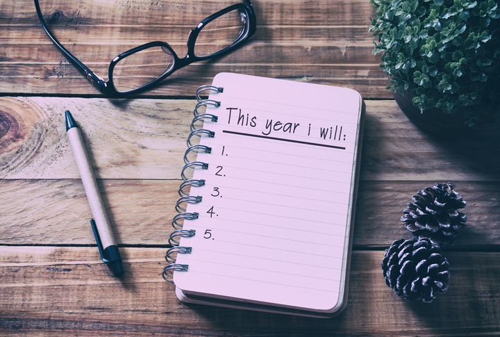 5 Easy Financial Resolutions