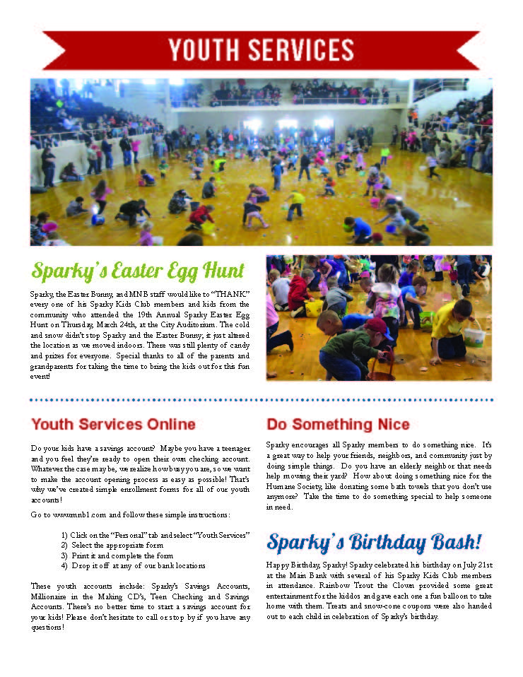 Newsletter 2016 Issue 1 Page 8
